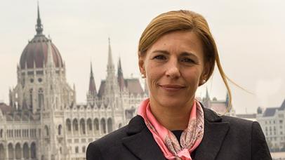 Csilla Baumann